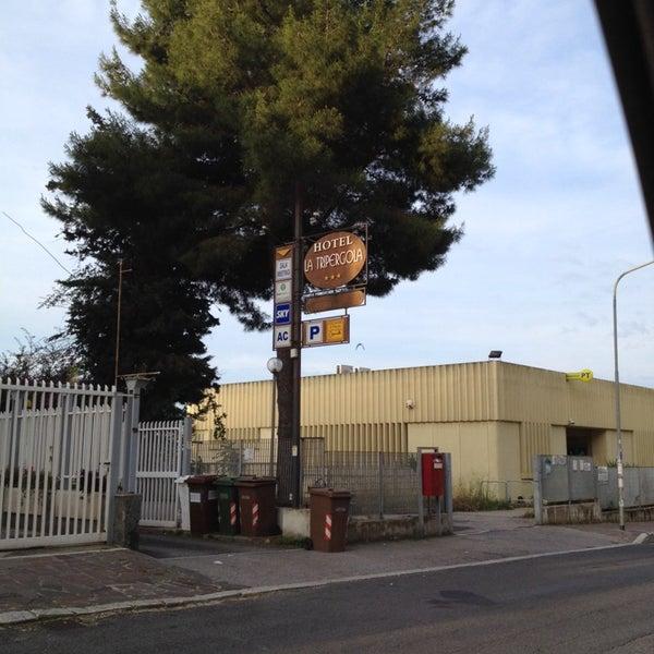 Foto tirada no(a) Hotel la Tripergola por Procolo G. em 5/13/2014