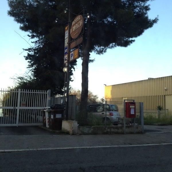 Foto tirada no(a) Hotel la Tripergola por Procolo G. em 4/24/2014