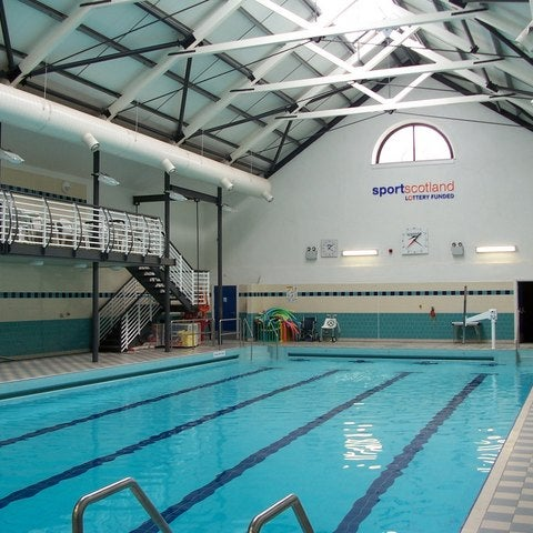 Photos at port glasgow swimming pool greenock inverclyde - Glasgow city council swimming pools ...