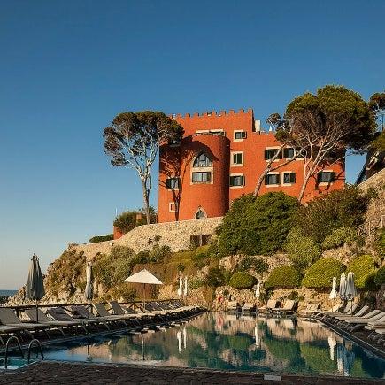 Foto tomada en Mezzatorre Resort & Spa por Mezzatorre Resort & Spa el 3/15/2014