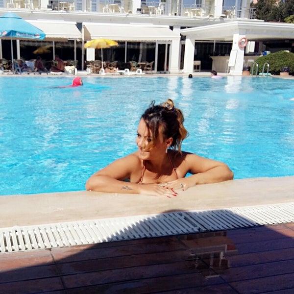 8/28/2017 tarihinde Elif .ziyaretçi tarafından Pelikan Otel'de çekilen fotoğraf