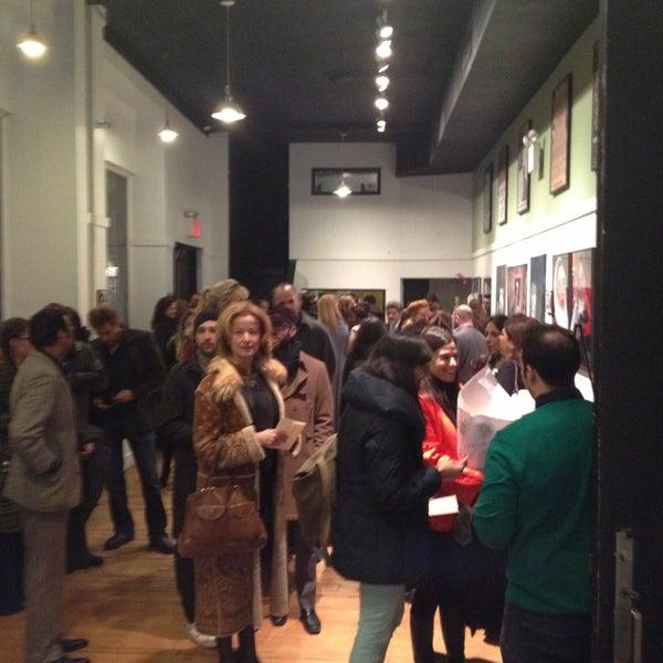 Foto tirada no(a) The Lynn Redgrave Theater at Culture Project por Gerard em 3/14/2013