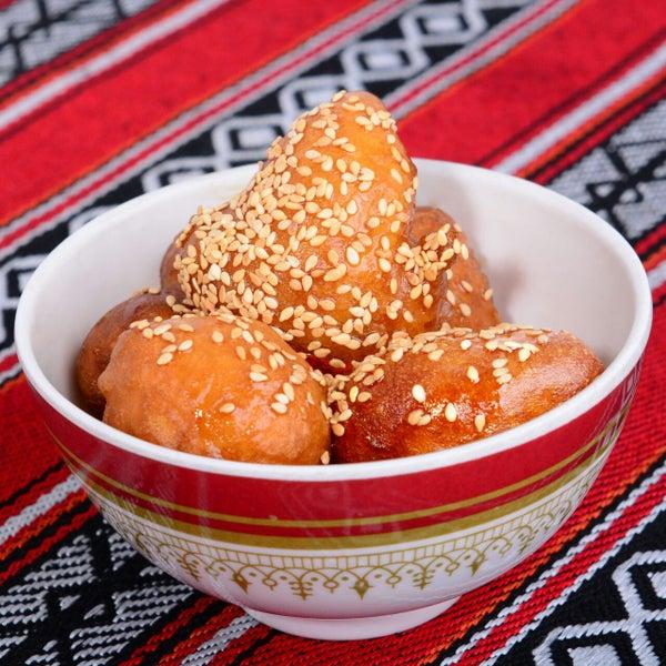 4/23/2015にEmmawash Traditional Restaurant | مطعم اموشがEmmawash Traditional Restaurant | مطعم اموشで撮った写真