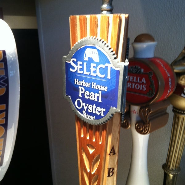 Beer lover? Try the @TheAbitaBeer Pearl Oyster stout on tap.