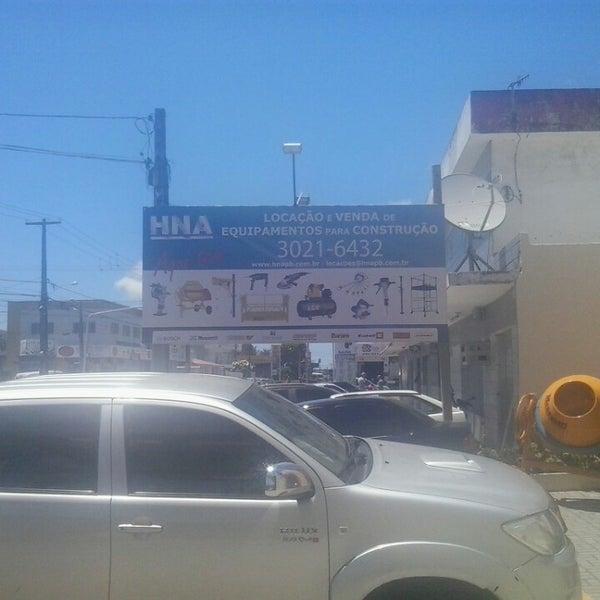 Foto tirada no(a) HNA Locação de Máquinas e Equipamentos por Joseilton S. 8a20af6bdf
