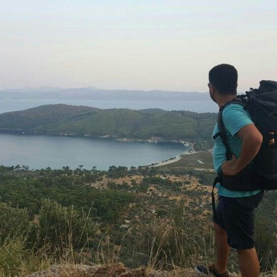 7/22/2016 tarihinde Cihangir Ş.ziyaretçi tarafından Azmakbasi Camping'de çekilen fotoğraf