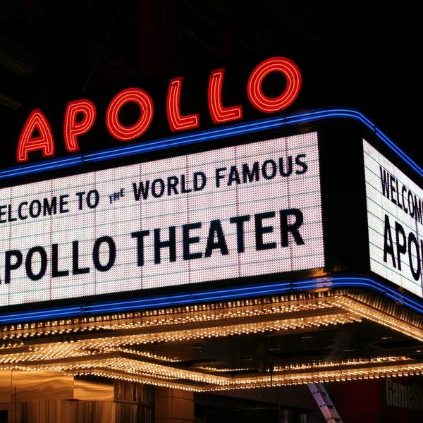 3/18/2014 tarihinde Apollo Theaterziyaretçi tarafından Apollo Theater'de çekilen fotoğraf