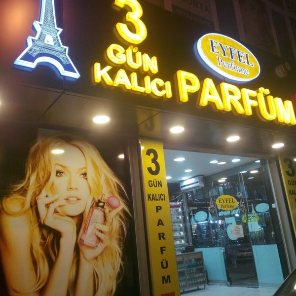 Photos At Eyfel Parfüm Kaynarca şube Cosmetics Shop