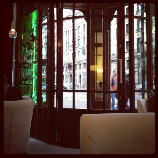 Foto scattata a Hotel de las Letras da Diego P. il 10/25/2012
