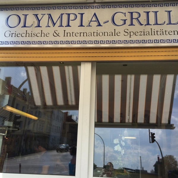 olympia grill ahlen speisekarte