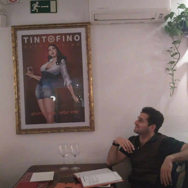 12/27/2017에 Sasha G.님이 Tinto Fino Ultramarino에서 찍은 사진