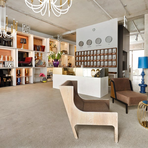 Stores That Buy Furniture: Furniture / Home Store In Mitte