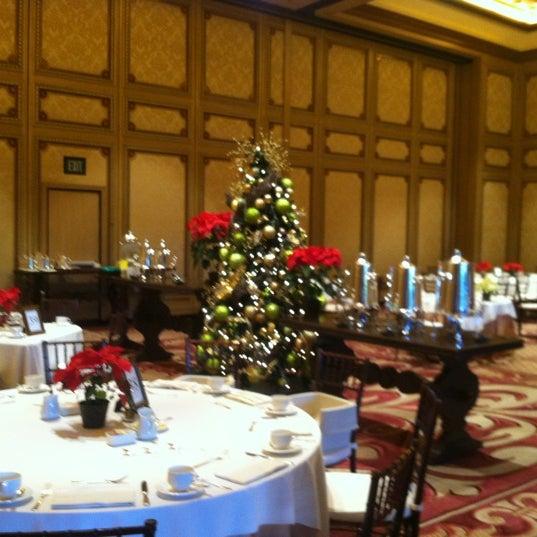 Das Foto wurde bei Fairmont Grand Del Mar von Suzanne J. am 12/23/2012 aufgenommen