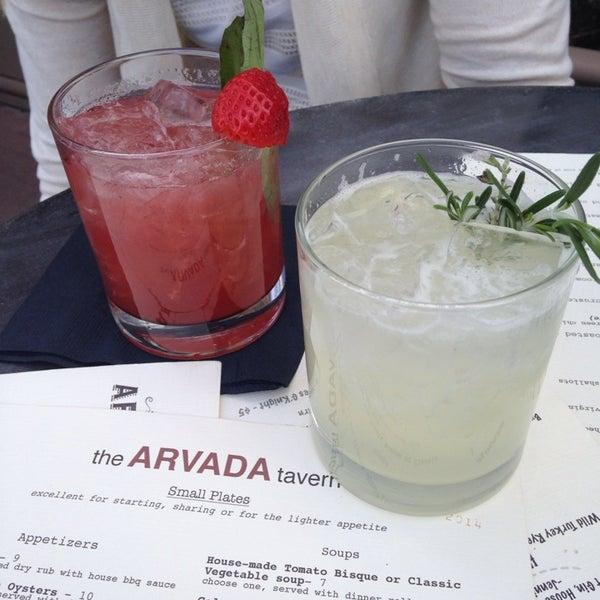 5/3/2014にKira K.がThe Arvada Tavernで撮った写真