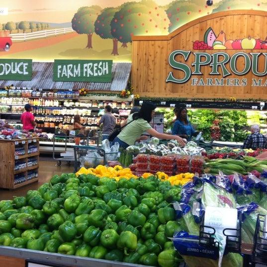 Sprouts Farmers Market - Fox Hills - 5660 Sepulveda Blvd