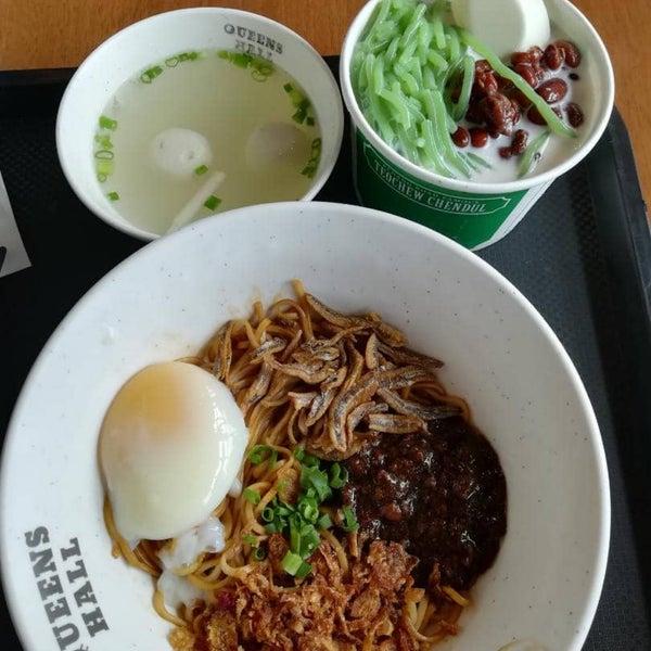 Chilli Pan Mee - Food Court in Bayan Lepas