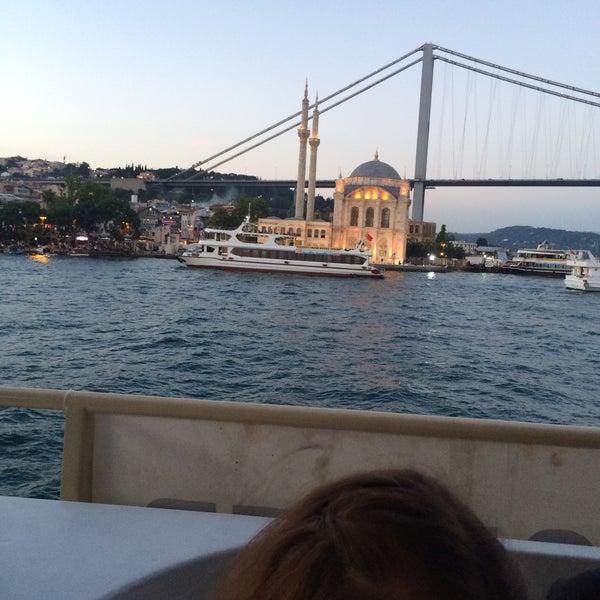 6/21/2015 tarihinde Cem U.ziyaretçi tarafından Seyr-ü Sefa Teknesi | İstanbul Tekne Kiralama & Teknede Düğün'de çekilen fotoğraf