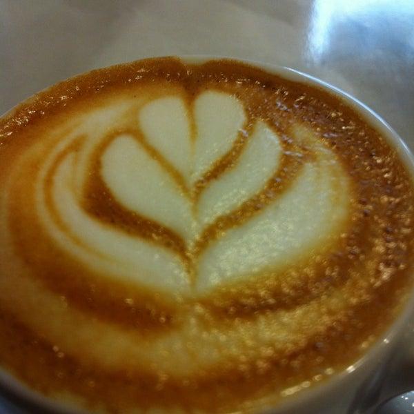 1/16/2013にPeter K.がTamp & Pull Espresso Barで撮った写真