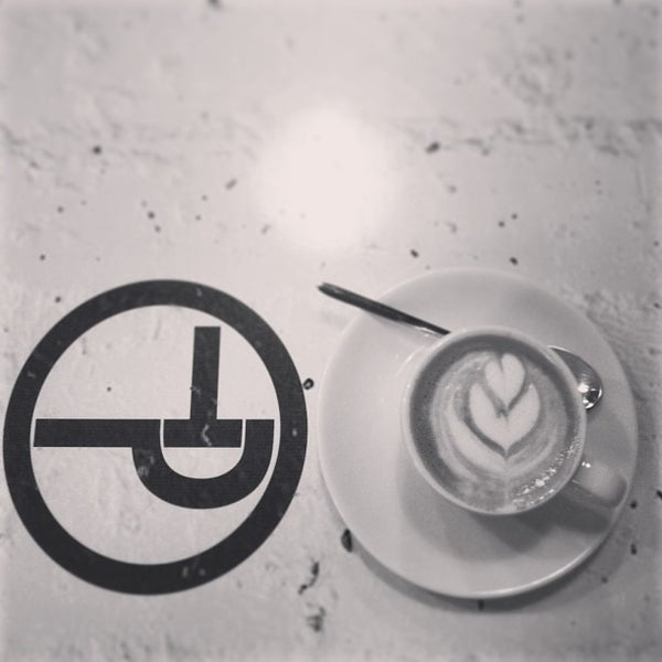 1/8/2013にPeter K.がTamp & Pull Espresso Barで撮った写真