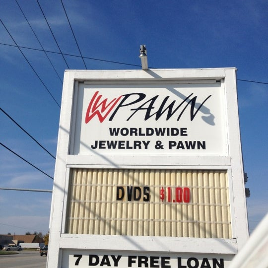 worldwide pawn and jewelry
