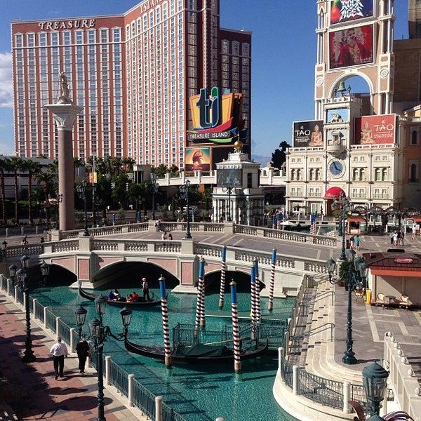 Foto tirada no(a) Venetian Resort & Casino por Emerson M. em 9/8/2013