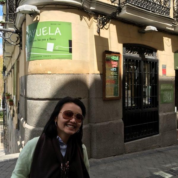 Снимок сделан в Taberna Rayuela пользователем RODOLFO M. 4/24/2016