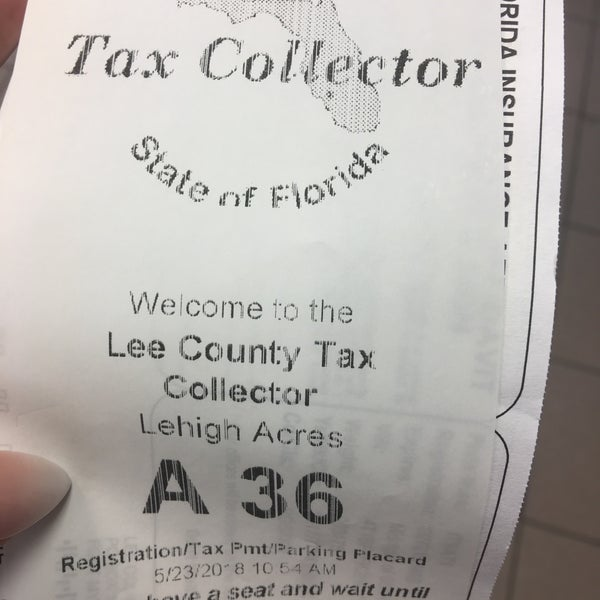 Photos at Lee County Tax Collector Drivers License - Lehigh