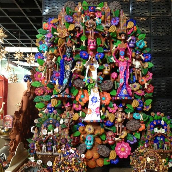 Снимок сделан в Museo de Arte Popular пользователем Sergio S. 1/17/2013