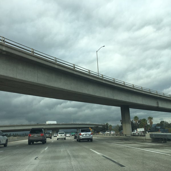 Photos at Riverside Freeway & Orange Freeway - East Anaheim