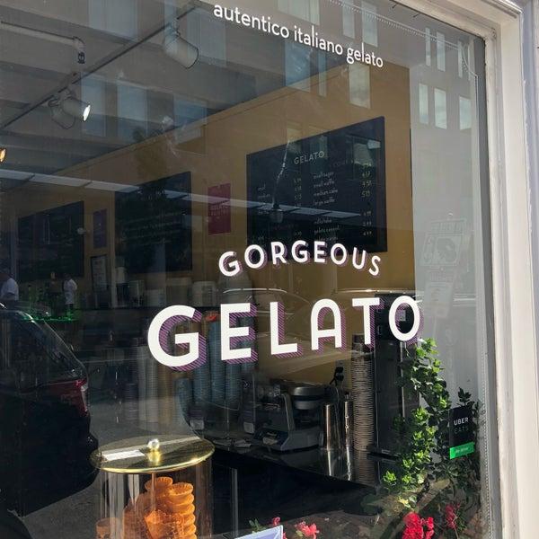 รูปภาพถ่ายที่ Gorgeous Gelato โดย Hide T. เมื่อ 7/16/2019
