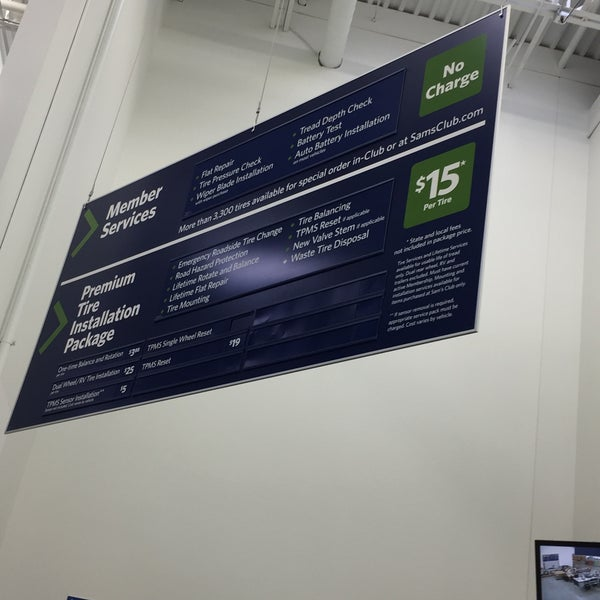 Photos At Sam S Club Warehouse Store