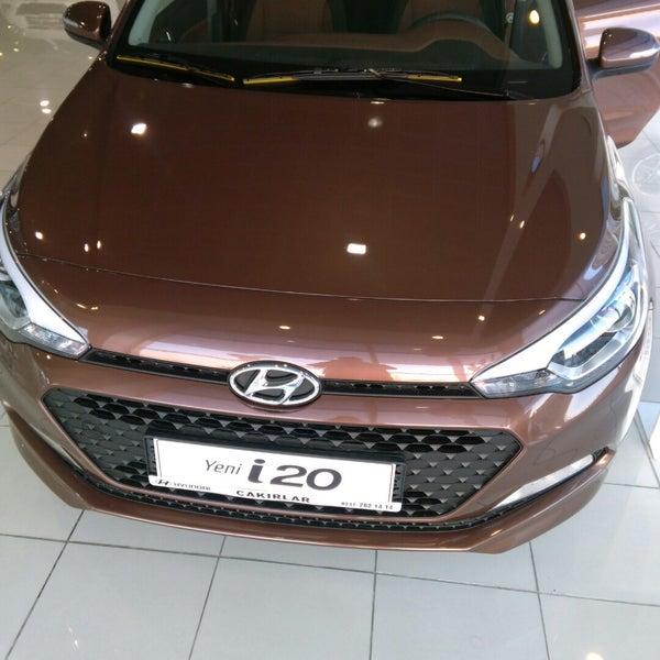 Foto tomada en Hyundai Cakirlar por Mustafa M. el 11/22/2014
