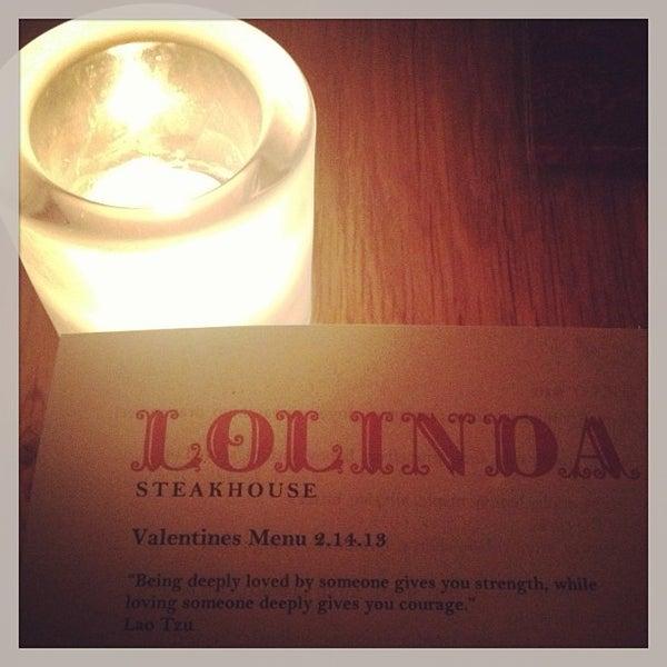 Foto scattata a Lolinda da Klassy G. il 2/15/2013