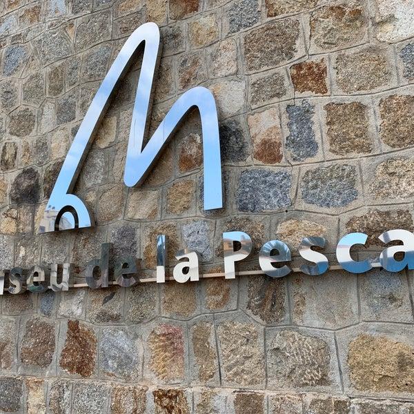 Foto tomada en Museu de la Pesca por Jordi V. el 4/16/2019