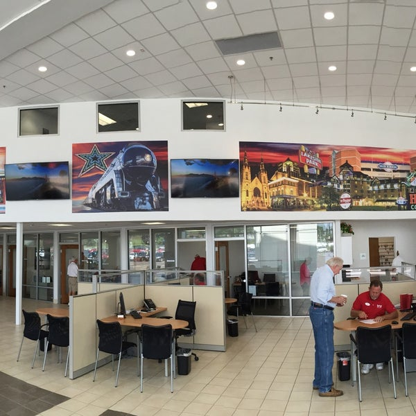 Photos at Haley Toyota of Roanoke - 3 tips from 36 visitors
