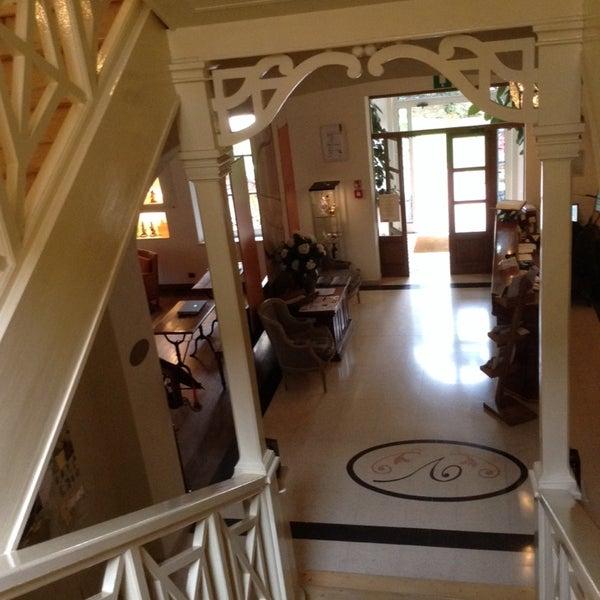 Foto scattata a Hotel Vannucci da Geert V. il 7/21/2014