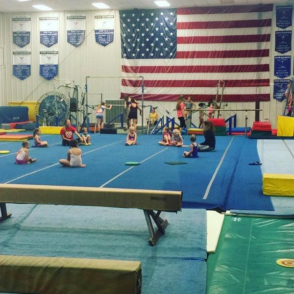 Yadkin Valley Gymnastics Academy Gymnastics Gym