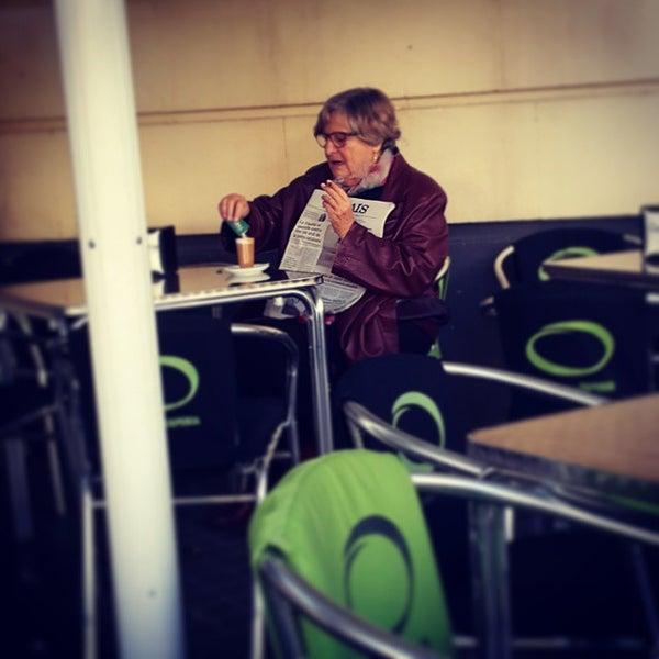 รูปภาพถ่ายที่ Tapería Ordesa โดย umut เมื่อ 11/18/2014