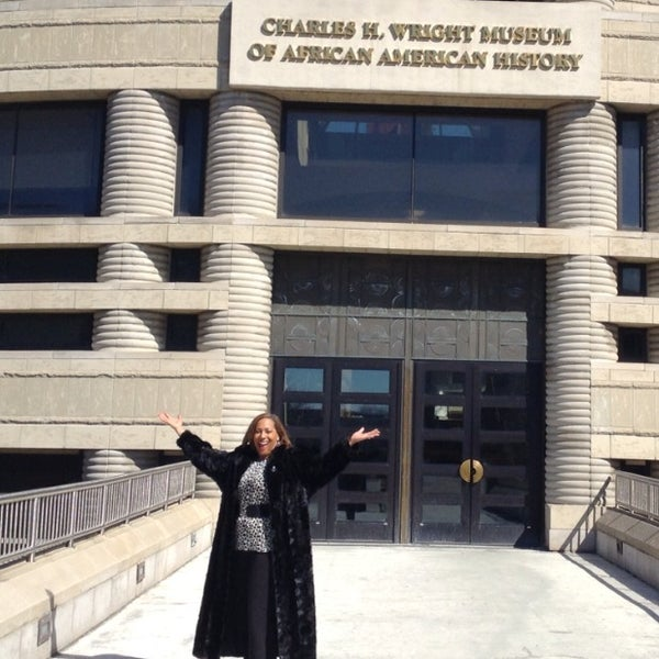 Foto scattata a Charles H Wright Museum of African American History da Charles H Wright Museum of African American History il 4/4/2014