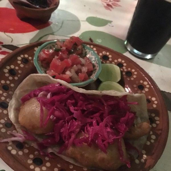 Das Foto wurde bei La Guapachosa von Mimi C. am 1/25/2018 aufgenommen
