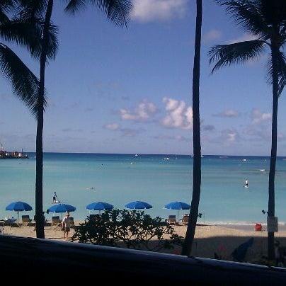 4/21/2012 tarihinde Toj J.ziyaretçi tarafından Hula Grill'de çekilen fotoğraf