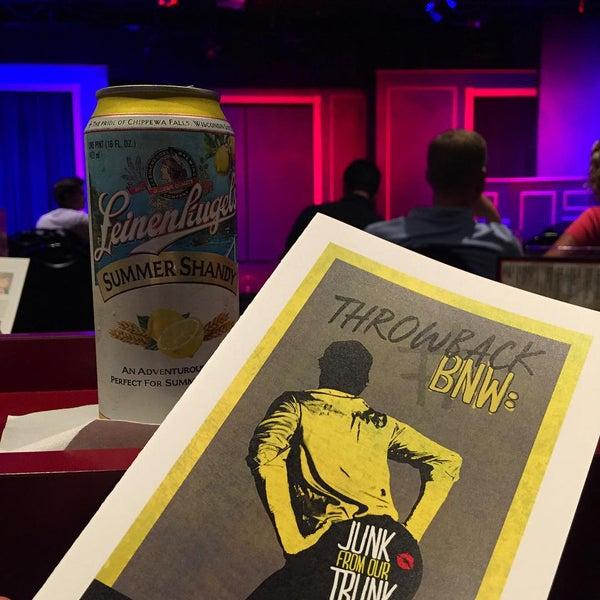 8/9/2015에 Erica T.님이 Brave New Workshop Comedy Theatre에서 찍은 사진