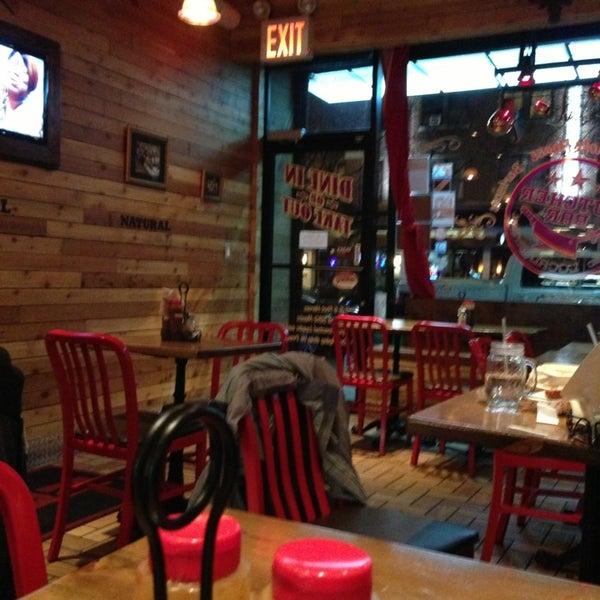 Photo prise au Butcher Bar par Maylet G. le4/11/2013