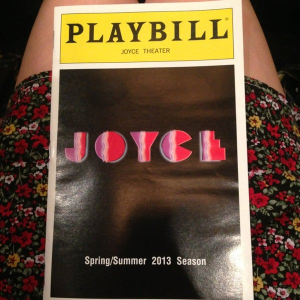 Photo prise au The Joyce Theater par sydney g. le7/29/2013