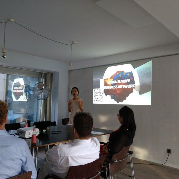 Foto tomada en Die Zentrale Coworking por Thomas O. el 8/9/2018