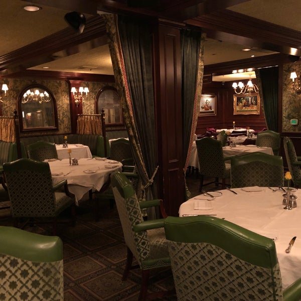 Foursquare & Photos at Pacific Dining Car - Santa Monica - Steakhouse in West Los ...