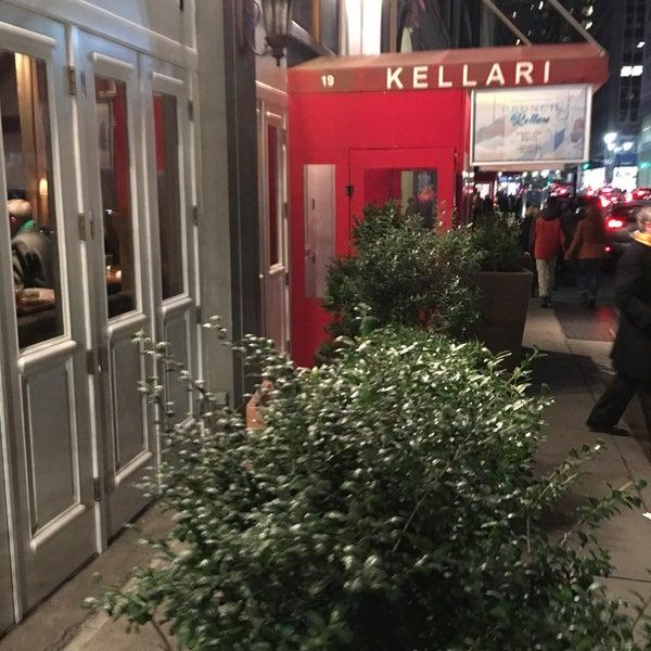รูปภาพถ่ายที่ Kellari Taverna NY โดย Paul G. เมื่อ 12/17/2017