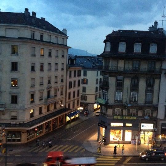 Hotel Moderne Grottes Saint Gervais Rue De Berne 1