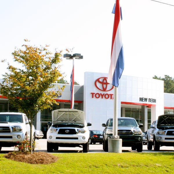 Toyota Of New Bern >> Photos At Toyota Of New Bern 5 Tips From 92 Visitors