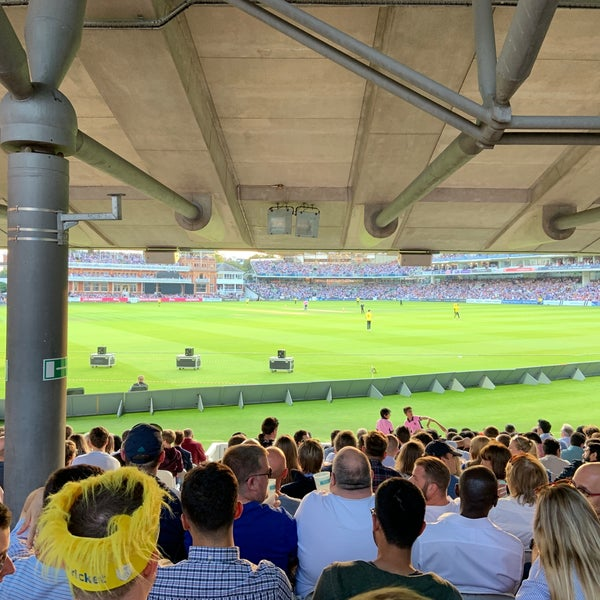 Foto tomada en Lord's Cricket Ground (MCC)  por James B. el 8/22/2019